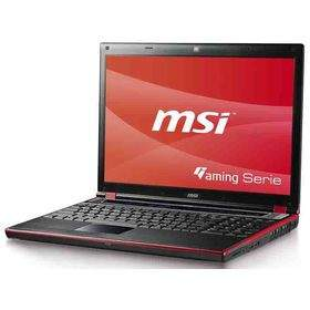 Laptop MSI GT640