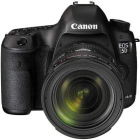 DSLR Canon EOS 5D Mark III Kit 24-70mm