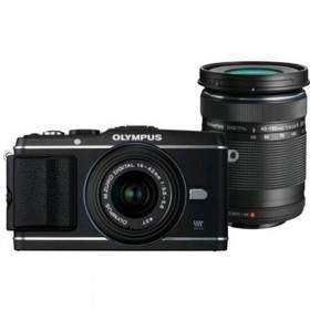 Mirrorless Olympus PEN E-P3 Kit 14-42mm + 17mm