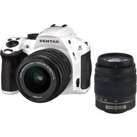 DSLR Pentax K-30 Kit 18-55mm+50-200mm