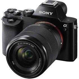 DSLR Sony A-mount SLT-A7S Kit 28-70mm