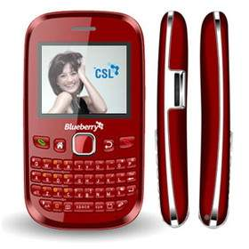 Feature Phone CSL Mobile Blueberry 3100