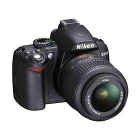 DSLR Nikon D200 Kit 18-55mm