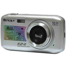 Kamera Digital Pocket Brica EZ-2