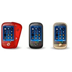Feature Phone CSL Mobile Blueberry G7C
