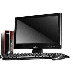 Desktop PC Axioo MIMO KCH 3320ZK | 21.5 Inch