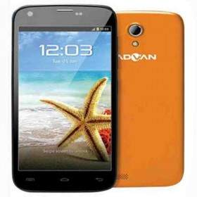 Handphone HP Advan Vandroid Star Fit S45A