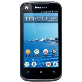 Handphone HP Lenovo IdeaPhone A318T