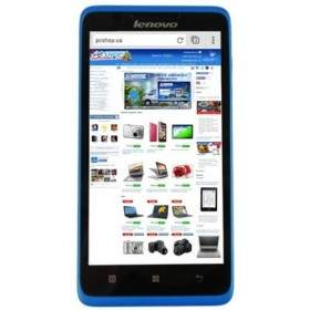 Handphone HP Lenovo IdeaPhone A766
