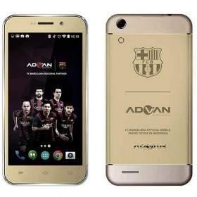 HP Advan Vandroid S5Q Barca Smartphone 5.0