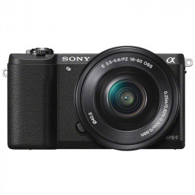 Mirrorless Sony Alpha A5100 Kit 16-50mm