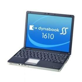 Laptop Toshiba Dynabook SS-1610