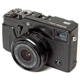 Mirrorless Fujifilm X-Pro1 kit XF 18mm