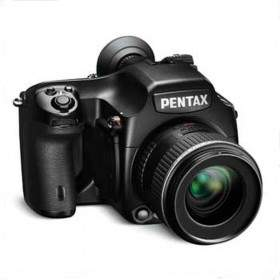 DSLR Pentax 645D Kit 55mm