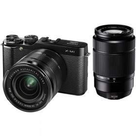 Mirrorless Fujifilm Finepix X-M1 KIT 16-50mm + 50-230mm
