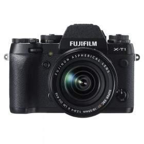 Mirrorless Fujifilm X-T1 Kit 18-135mm + 10-24mm