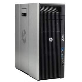 Desktop PC HP Workstation Z620 | AMD E5-1620