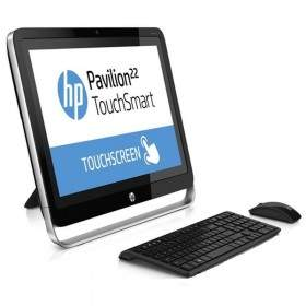 Desktop PC HP Pavilion Touchsmart 22-2001D