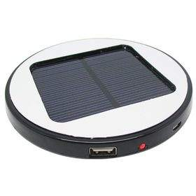 Power Bank Taff Round Solar Charger 1500mAh