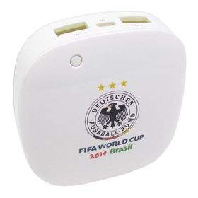 Power Bank Taff MP60 6000mAh 2014 Brazil World Cup 32 Team Germany