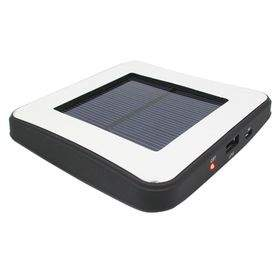 Power Bank Taff Square Solar Charger 1800mAh