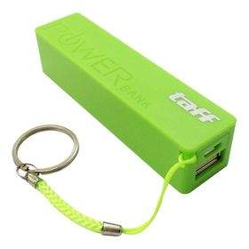 Taff Keychain MP12 2400mAh Light Green