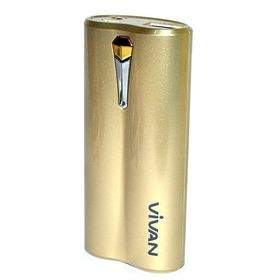 Vivan D-06 6000mAh Golden