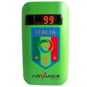 Power Bank ADVANCE Soccer PB102C 8800mAh Italia