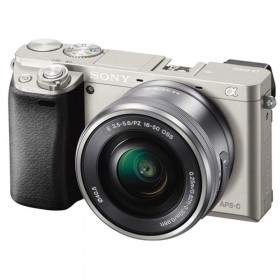 Mirrorless Sony E-mount DSLR ILCE-6000L