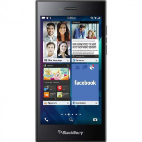 Handphone HP BlackBerry LEAP STR100