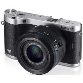Mirrorless Samsung NX300 Kit 16-50mm