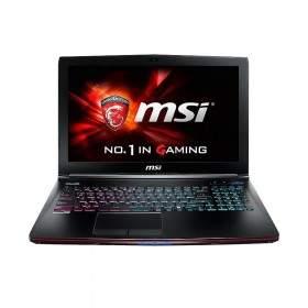 Laptop MSI GE62 2QE Apache