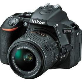 DSLR Nikon D5500 Kit 18-55mm