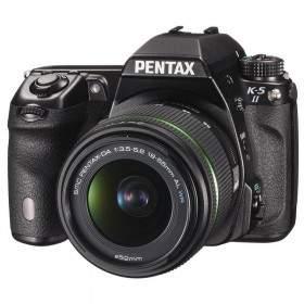 DSLR Pentax K-5-II 18-55