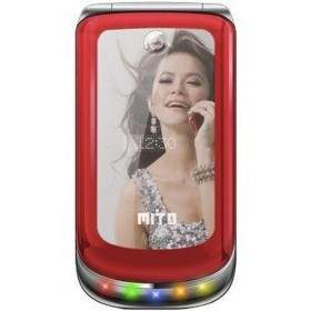 Handphone HP Mito 858 Flip Me