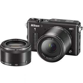 DSLR & Mirrorless Nikon 1 AW1 10mm + 11-27.5mm