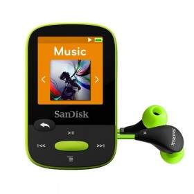 MP3 Player & iPod SanDisk Clip Sport
