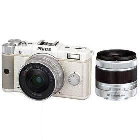 Mirrorless Pentax Q kit 8.5mm + 5-15mm