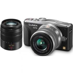 Panasonic Lumix DMC-GF6 Kit 14-42mm + 45-150mm