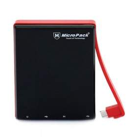 MicroPack P10000 10000mAh Black