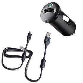 Baterai & Charger HP Sony AN401 Compact Car Charger