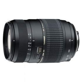 Lensa Kamera TAMRON AF 70-300mm f / 4-5.6 Di LD Macro