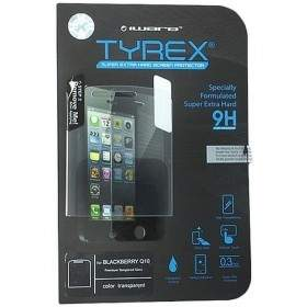 Tempered Glass HP TYREX Tempered Glass For Blackberry Q10