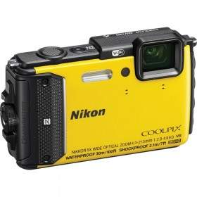 Kamera Digital Pocket Nikon COOLPIX AW130