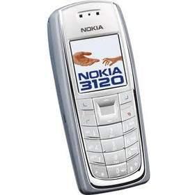 Feature Phone Nokia 3120 Classic