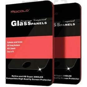 Tempered Glass HP Mocolo Tempered Glass Panel For Samsung Galaxy Note 4