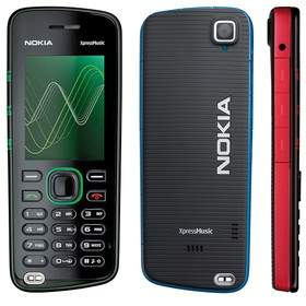 Feature Phone Nokia 5220 XpressMusic