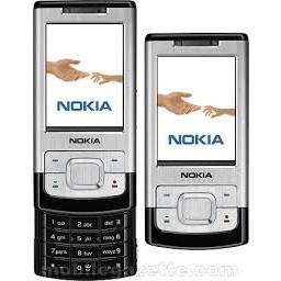 Feature Phone Nokia 6500 Slide