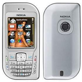 Feature Phone Nokia 6670