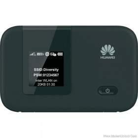 Modem WiFi Huawei E5372s